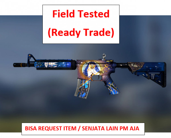 M4A4 | The Emperor FT | Ready Trade