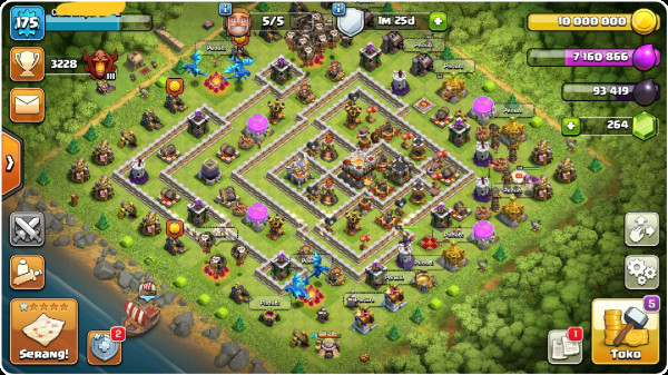 TH11 HERO TUA DEFENS MAX