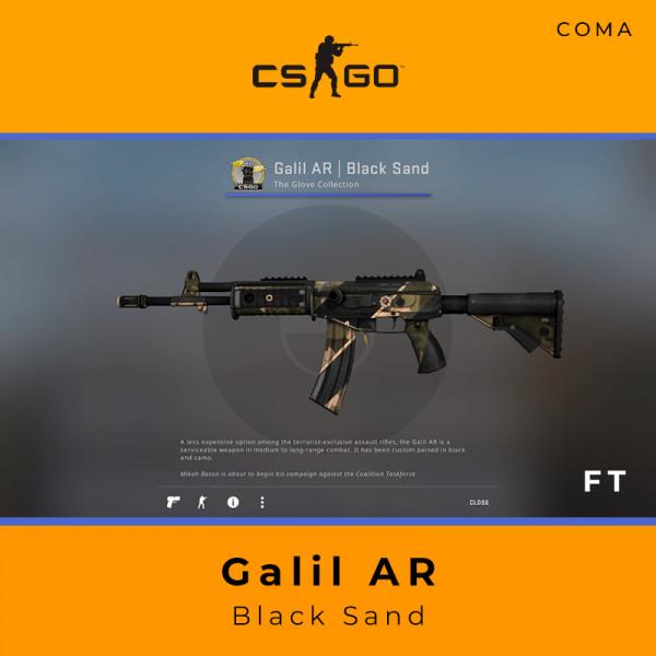 Galil AR | Black Sand (Field-Tested)
