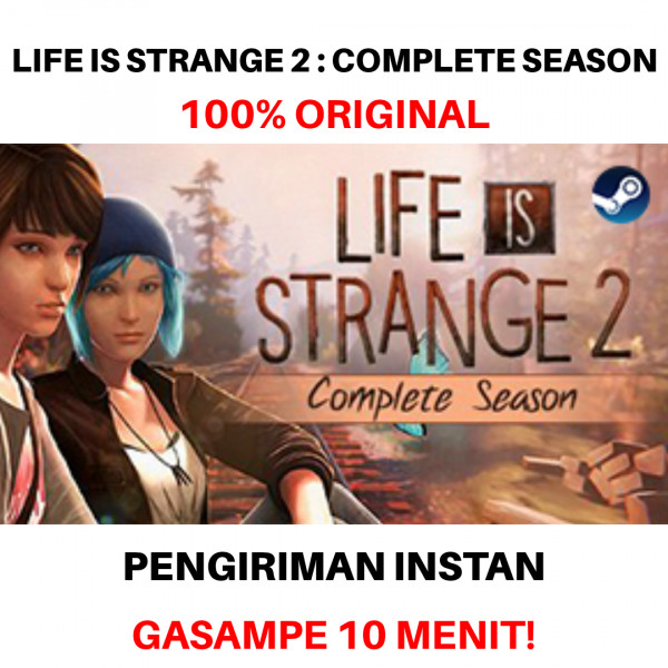 LIFE IS STRANGE 2 : COMPLETE SEASON