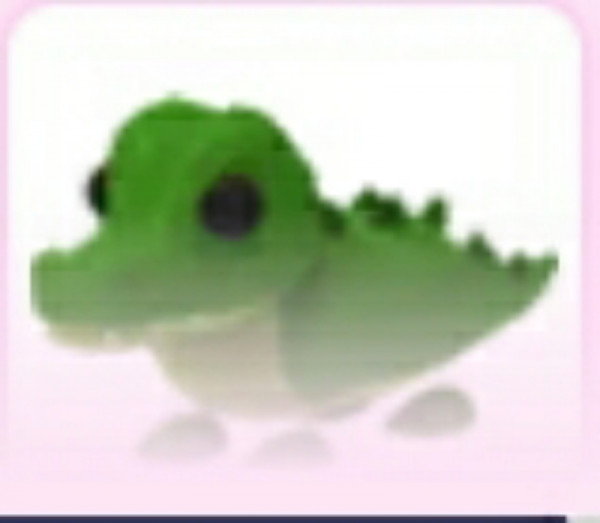 Crocodile Pet - Adopt me