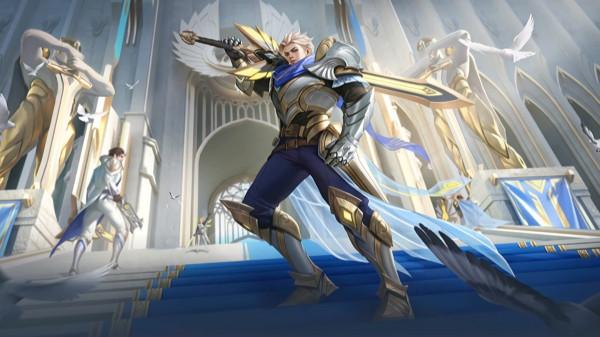 Lightborn Striker -  Lightborn Alucard