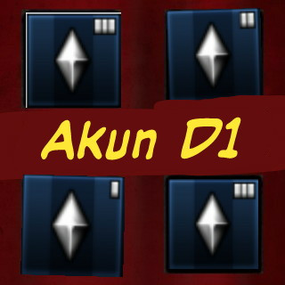 Akun Diamond 1