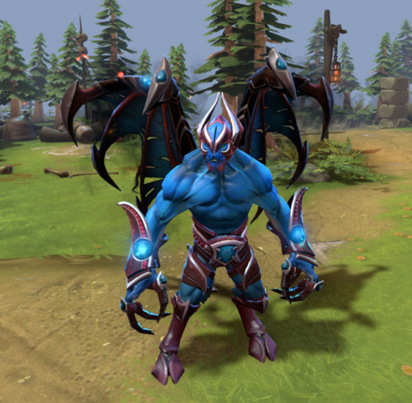 Black Nihility (Immortal Night Stalker Set)
