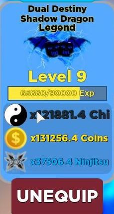 Dual Destiny Shadow Dragon Legend - ninja legen