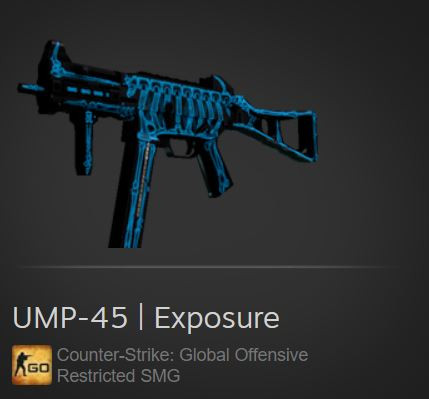 UMP-45 | Exposure