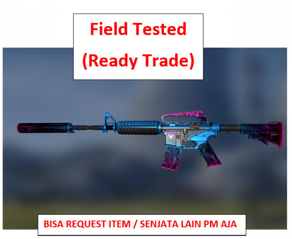 M4A1-S | Decimator FT | Ready Trade