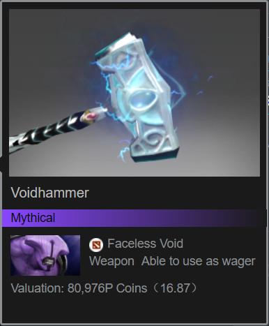 Voidhammer (Faceless Void)