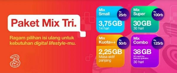 Mix Small 5 GB
