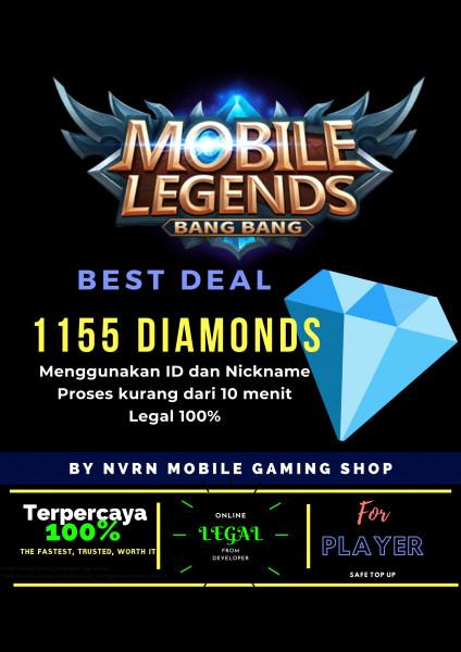 1155 Diamonds