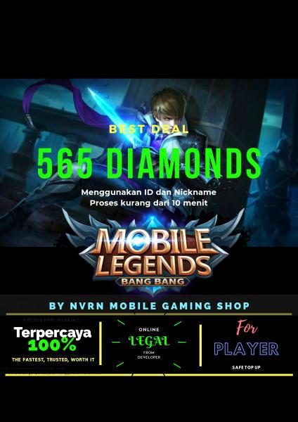 565 Diamonds