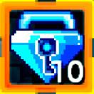 Diamond Lock per 100DL