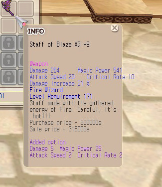 Staff of Blaze.XG+9 (Fire Wizard)1