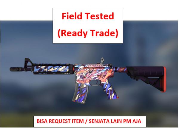 M4A4 | 龍王 (Dragon King) (Classified Rifle)