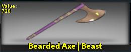 Bearder Axe Beast | Counter Blox