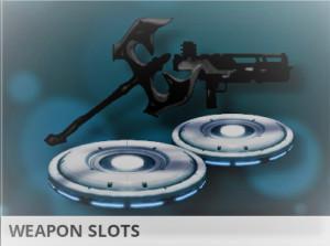 Weapon Slot