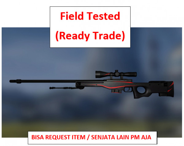 AWP | Redline FT | Ready Trade