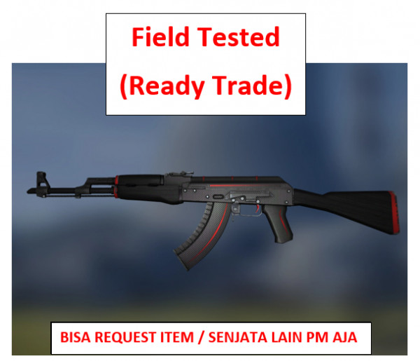 AK-47 | Redline (Classified Rifle) FT | ReadyTrade