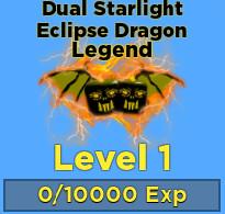 Pet Dual Starlight Eclipse Legend - Ninja Legends