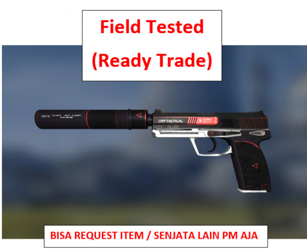 USP-S | Cyrex FT | Ready Trade
