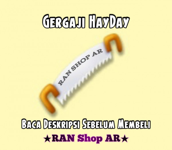 Gergaji HayDay
