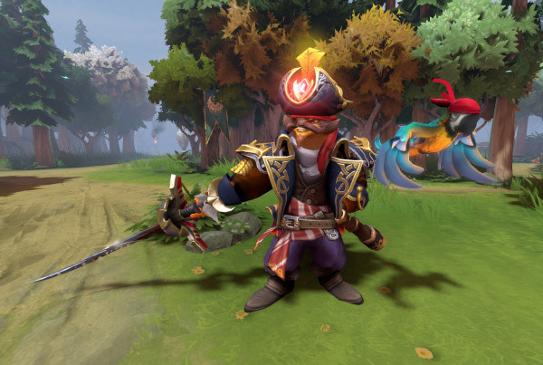 Tales of the Windward Rogue (Pangolier Set)