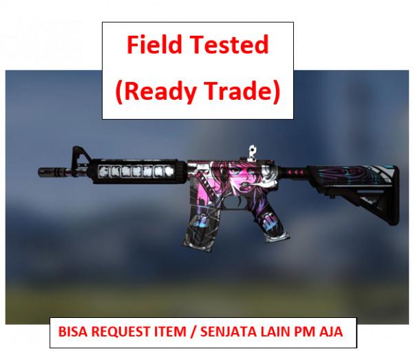 M4A4 | Neo-Noir FT | Ready Trade