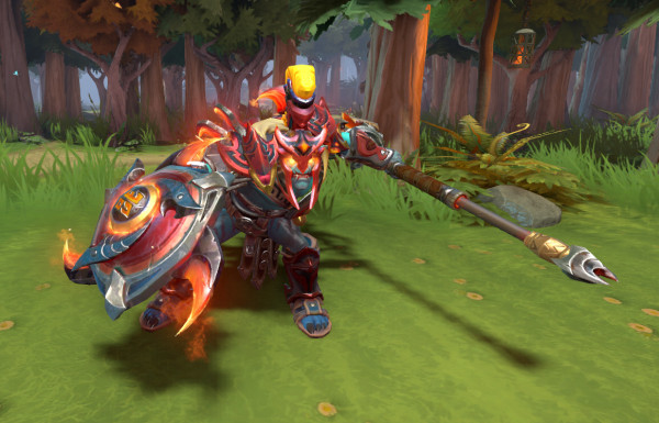 Pursuit of the Ember Demons (Huskar Set)