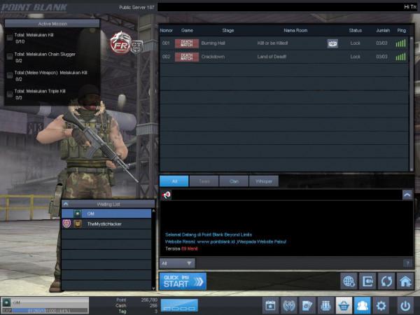 Major 1 | Point 200K + Inventory Mantap |