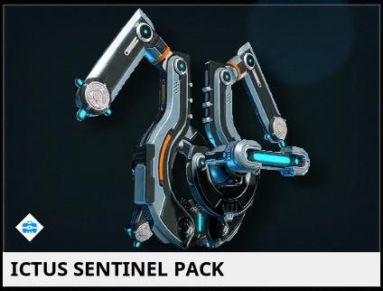 Ictus Sentinel Pack