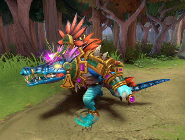 Appetites of the Lizard King (Slark Set)