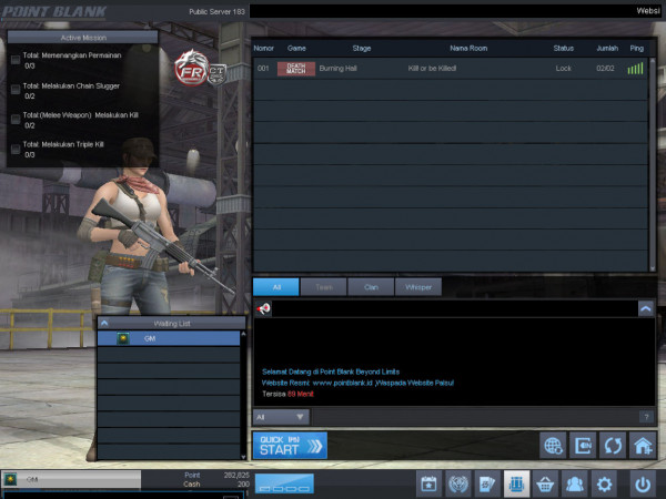 Major 1 Gold | Inventory Mantap + Point 280K |