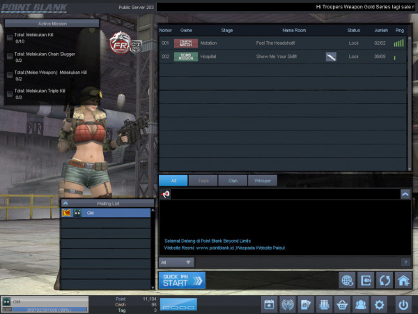 Major 2 | Inventory Mantap + Full Title -5 |