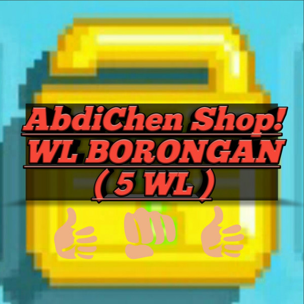 5 World Lock Borongan (5 WL)
