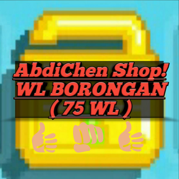 75 World Lock Borongan (75WL)