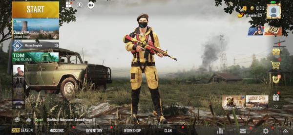 AKUN PUBG M416 SPITFIRE (33)