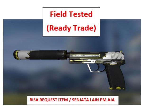 USP-S | Torque (Mil-Spec Grade Pistol) FT