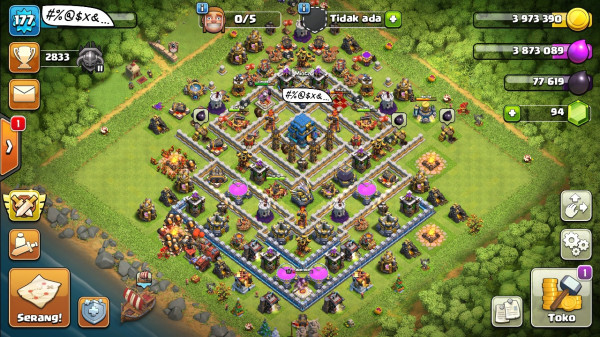 Town Hall 12 Tinggal up th 13