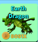 Warrior Simulator Earth Dragon