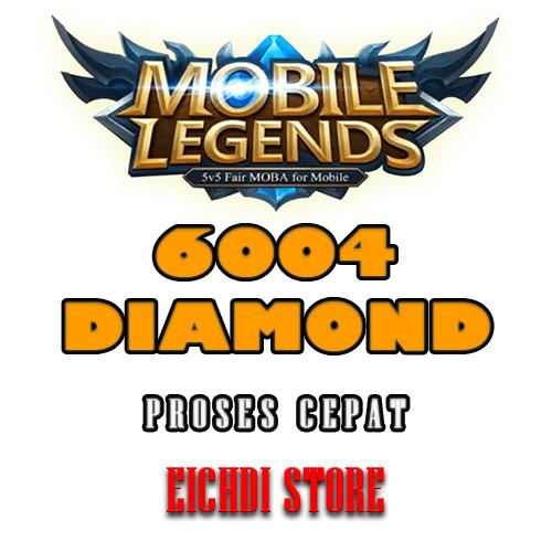 6004 Diamonds