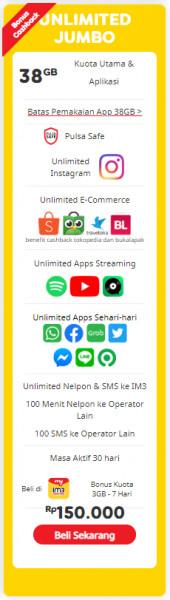 Internet Unlimited Jumbo