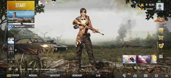 AKUN PUBG M416 SPITFIRE (37)