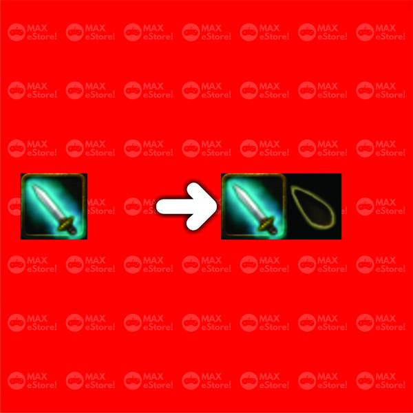 Piercer (0-1) PEDANG 1-TANGAN, Pembuka Slot ke 1