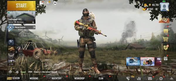 AKUN PUBG M416 SPITFIRE (39)