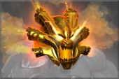 Golden Crucible of Rile (Immortal TI9 Axe)