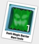 Dark Magic Barrier