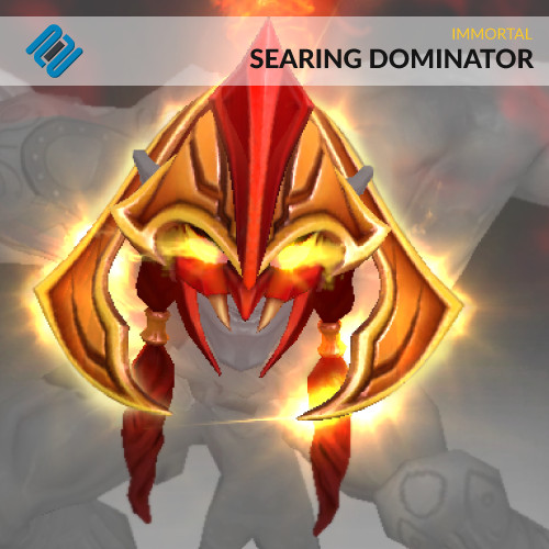 Inscribed Searing Dominator (Immortal Huskar)