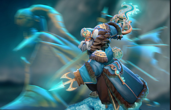 Pack-Ice Privateer (kunkka set)