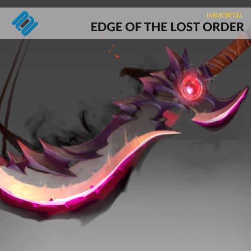 Edge of The Lost Order (Immortal TI8 Juggernaut)