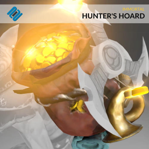 Hunter's Hoard (Immortal Bounty Hunter)